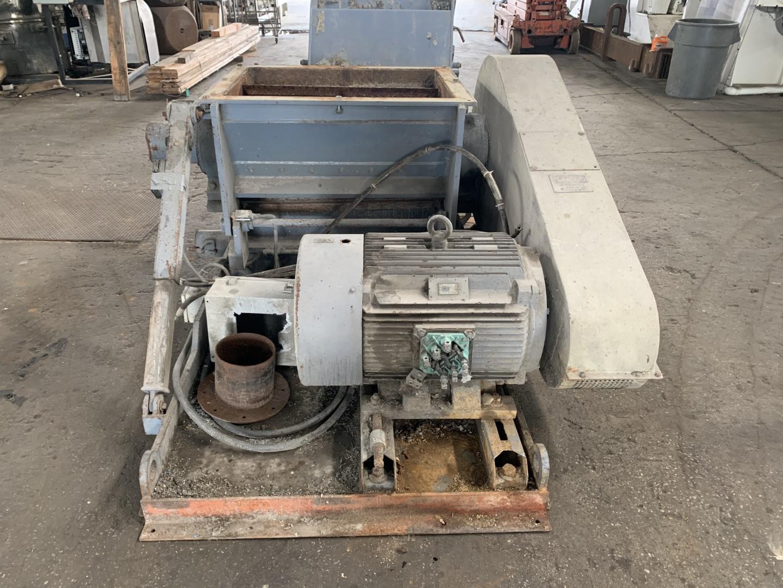 120 HP Herbold Granulator, Model SML 60/100-S7-2