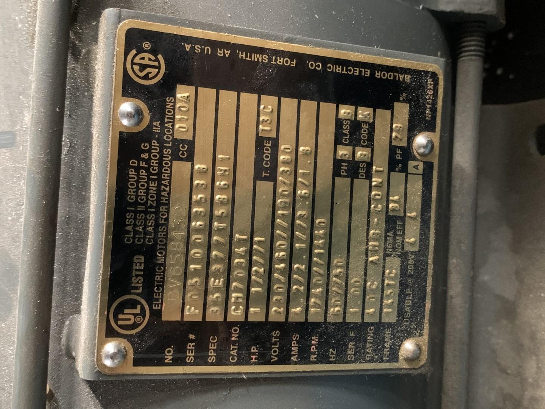"""24"""" x 30'' Sanvik Belt Flaker Pastillator"""
