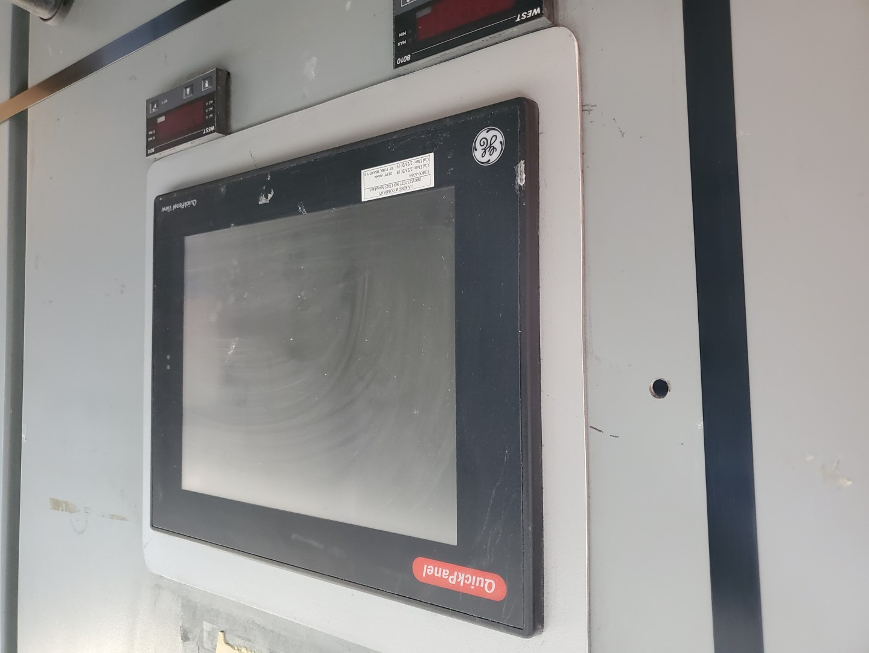 42 Cu Ft Processall Plow Mixer, Model 1200HL, 304 S/S