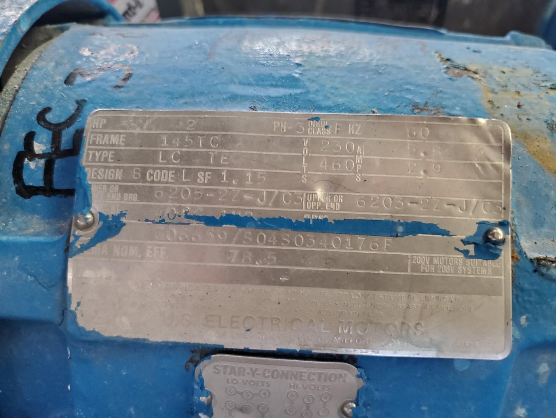 """1"""" x 1"""" Pearless Centrifugal Pump, S/S, 3 HP"""