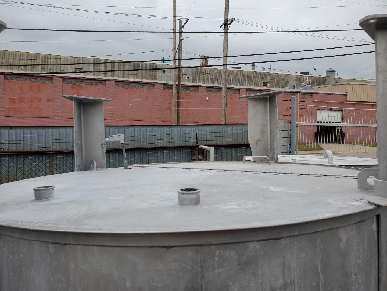 755 Gal Wolfe Mechanical Tank, 304 S/S
