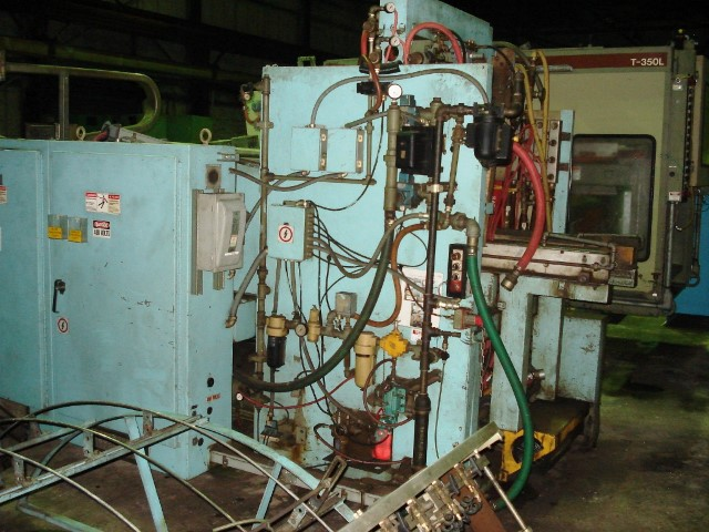 BROWN THERMOFORMING LINE, MODEL CS-2100