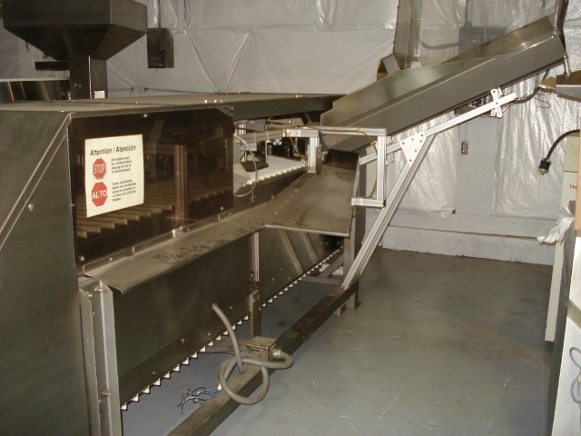 HOPPMANN BOTTLE ORIENTER, MODEL FL-100
