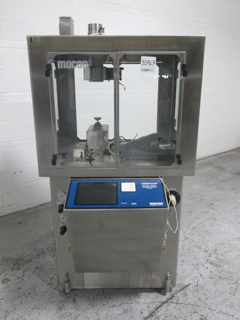 MOCON VERICAP 4000 CHECKWEIGHER SYSTEM