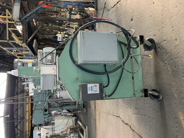 10/10 HP Twin Motion Vacuum Mixer, S/S