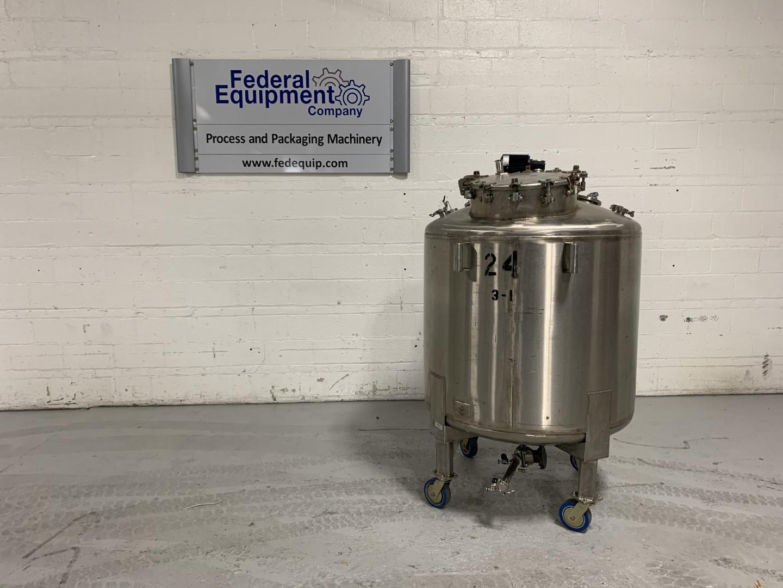 750 Liter Stainless Steel Mix Tank