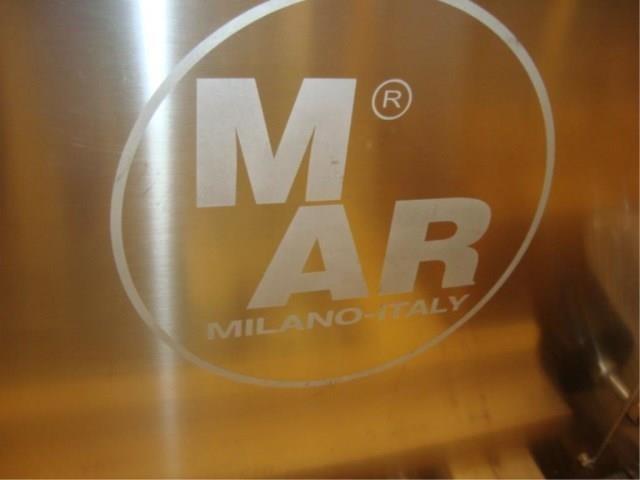 MAR MonoBloc Vial Filling Line, Model M53-2R/1S/1A