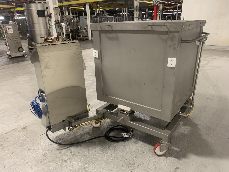 650 Liter Sartorius Stedim Biotech ETO Palletank