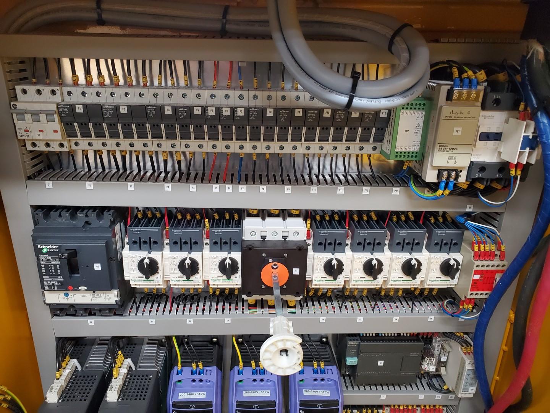 350 MM LabTech Sheet Line, Model LCR-300-HD