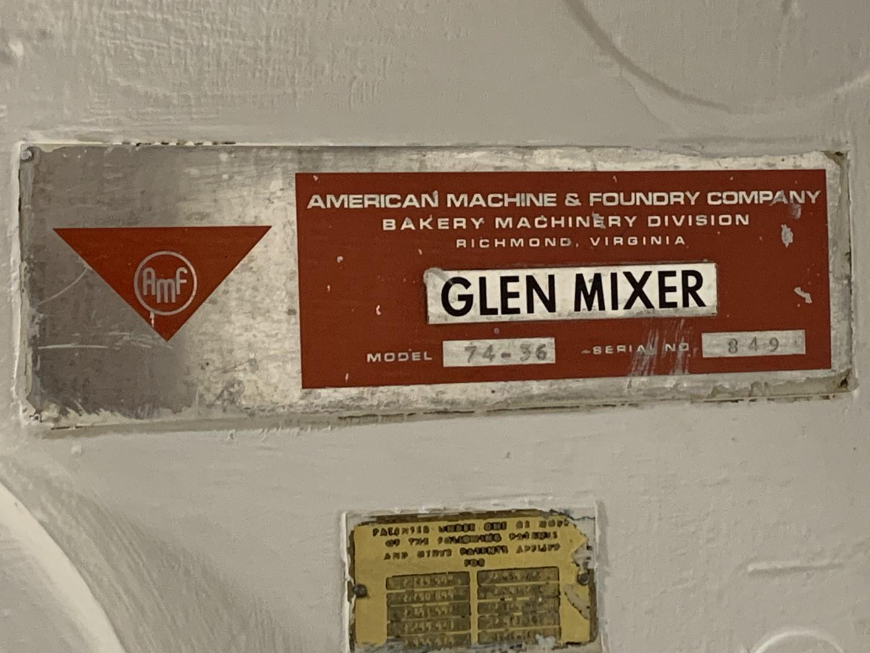 AMF Glen Mixer, Model 74-36