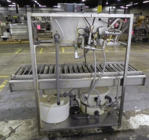 BASIL FEED BOTTLE FILLER, MODEL 1000