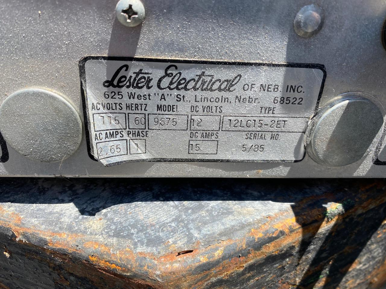 Big Joe Electric Lift
