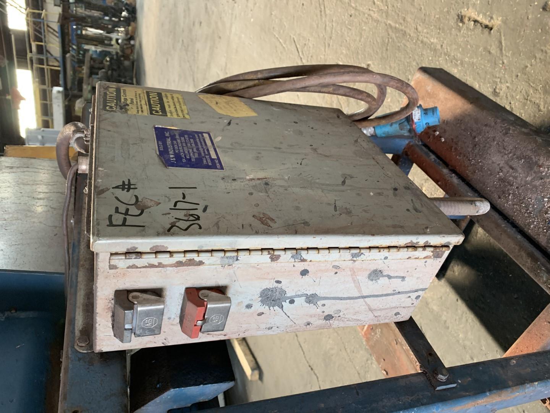Chantland Auger Bag Packer, Model 4190, S/S