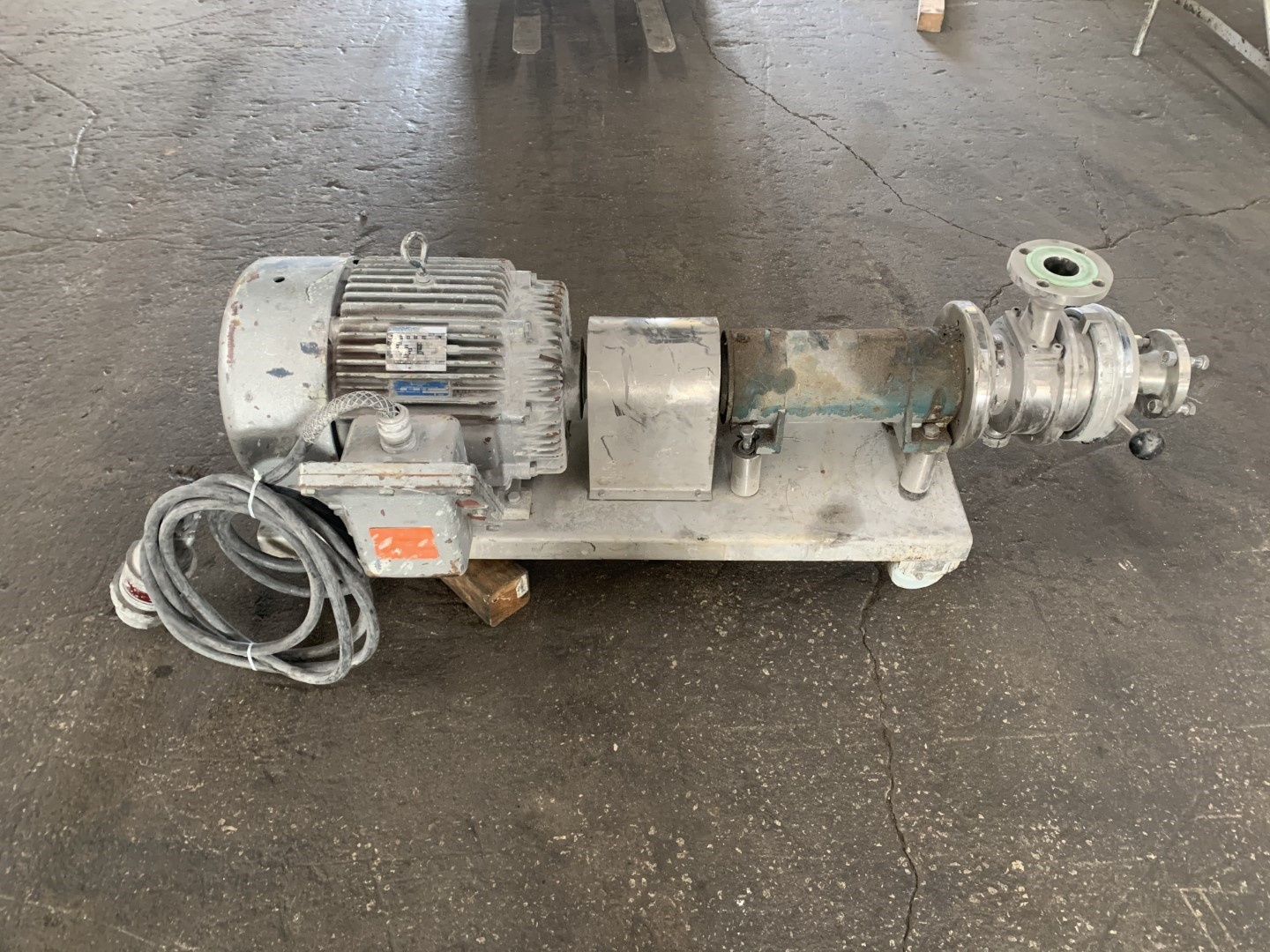 Colloid Mill, S/S, 25 HP