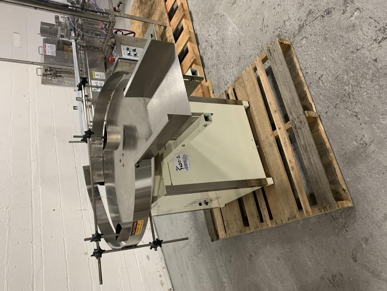 Filamatic Bench Top Filler, Model AB-5