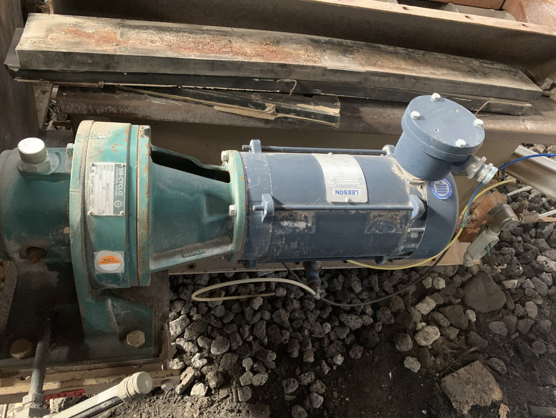 Bliss Hammer Mill, Model ED-4440-TF, C/S, 300 HP