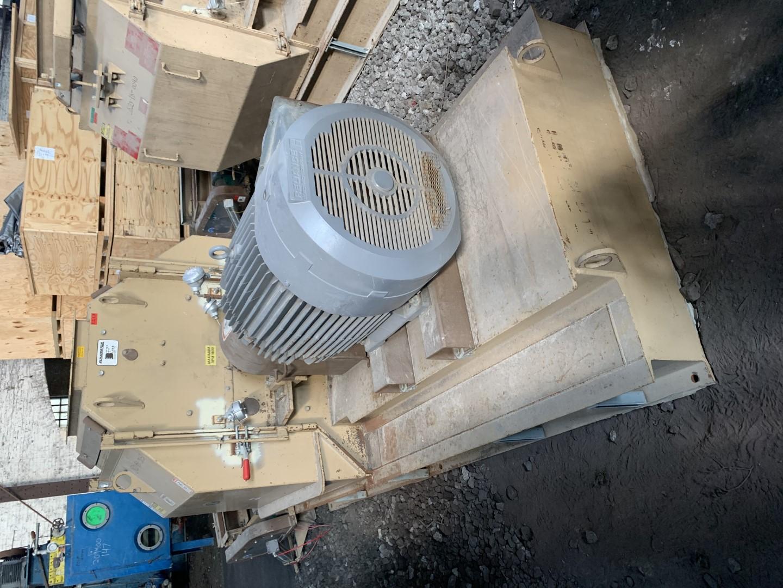 Bliss Hammer Mill, Model ER-3836-TF, C/S, 150 HP