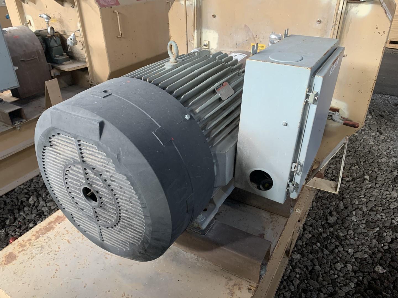 Bliss Hammer Mill, Model E-4436-TF, C/S, 200 HP