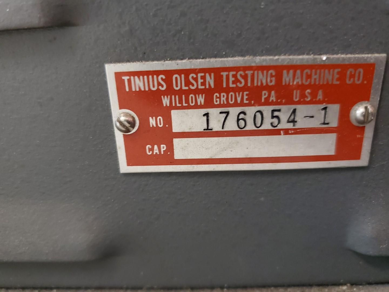 Tinius-Olsen Extrusion Plastometer