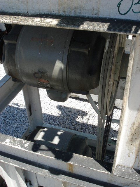 40 CU FT GEMCO DOUBLE CONE BLENDER, S/S