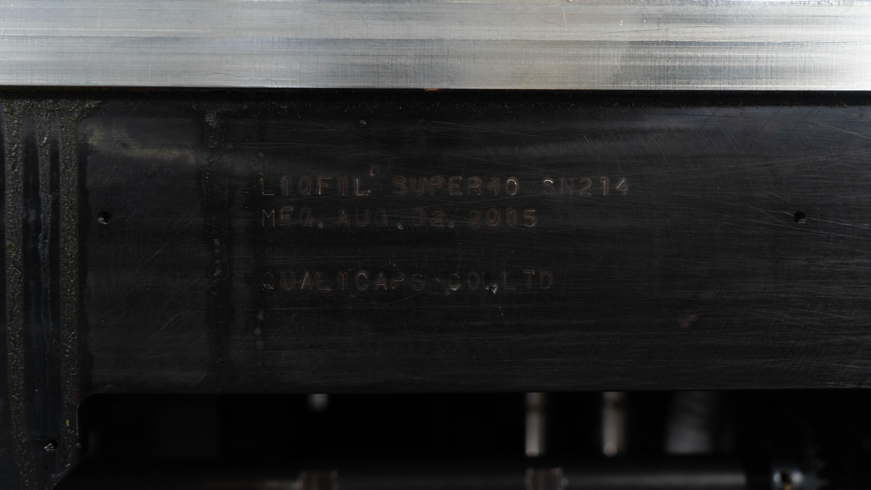 QualiCaps LIQFIL Super 40 Liquid Capsule Filler
