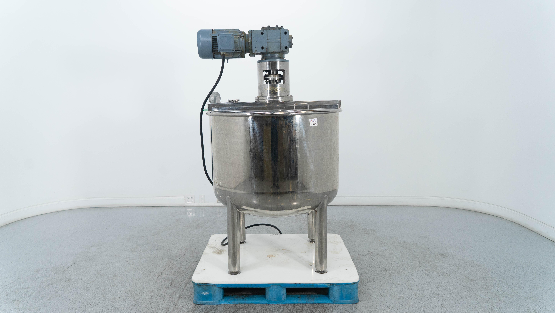 500 Liter Beijing Xinhangchen Mix Tank, S/S, 4 KW