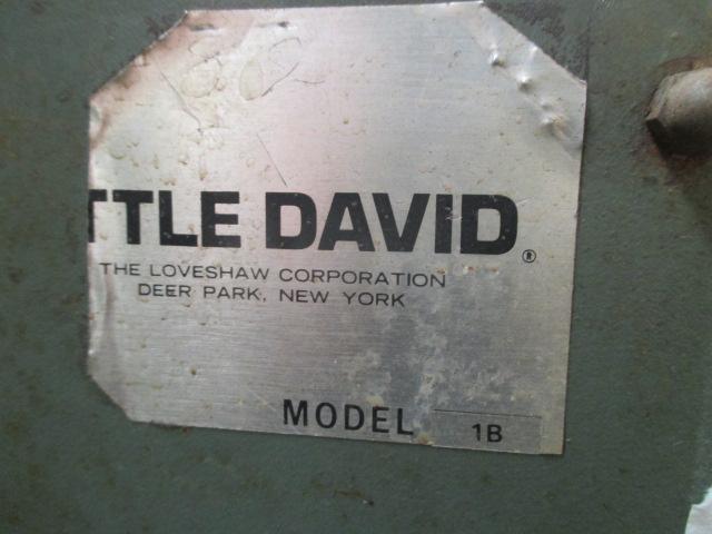 LITTLE DAVID TAPER, MODEL 7B