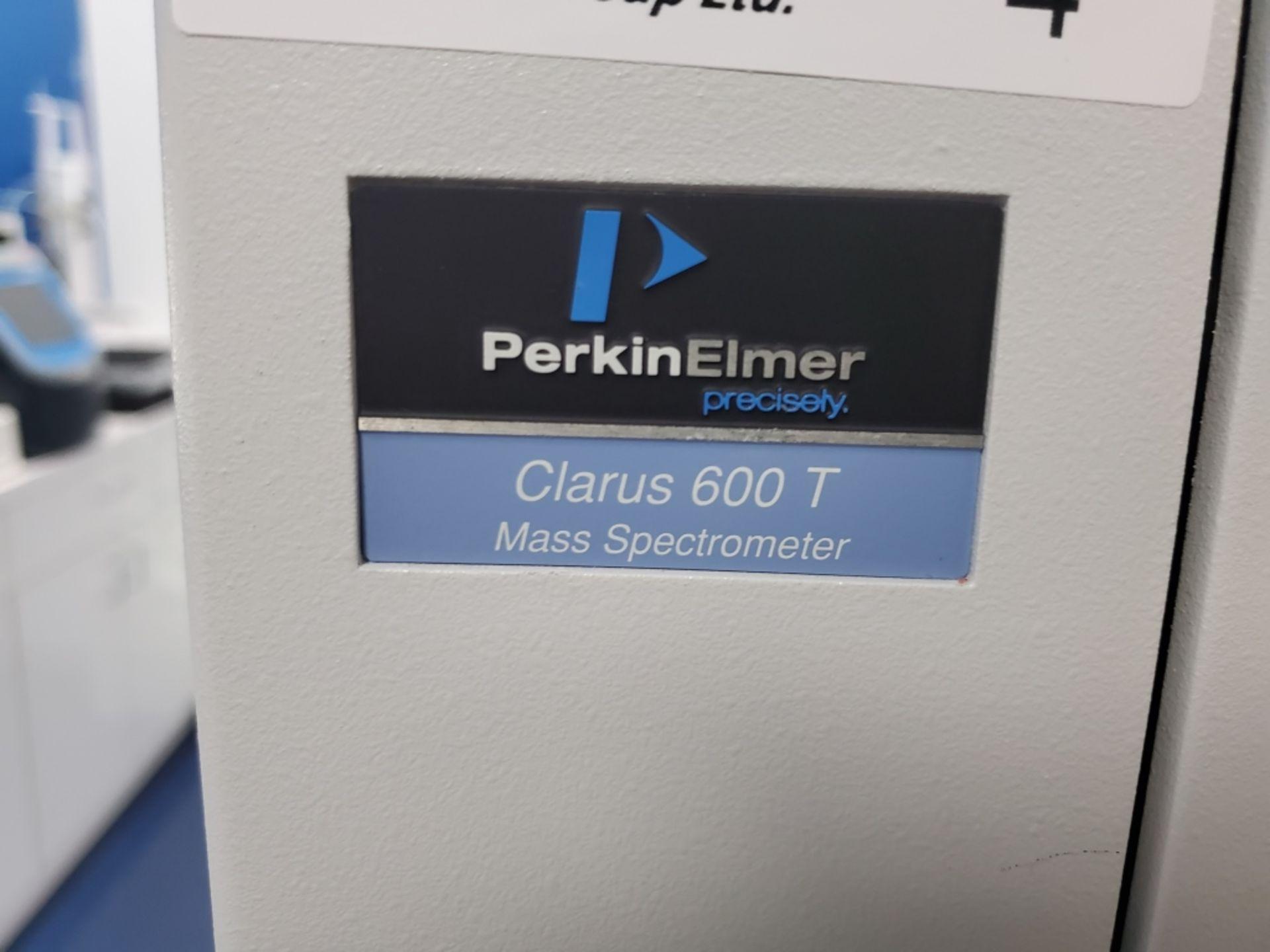 Perkin Elmer Clarus 600 Gas Chromatograph/Mass Spectrometer System