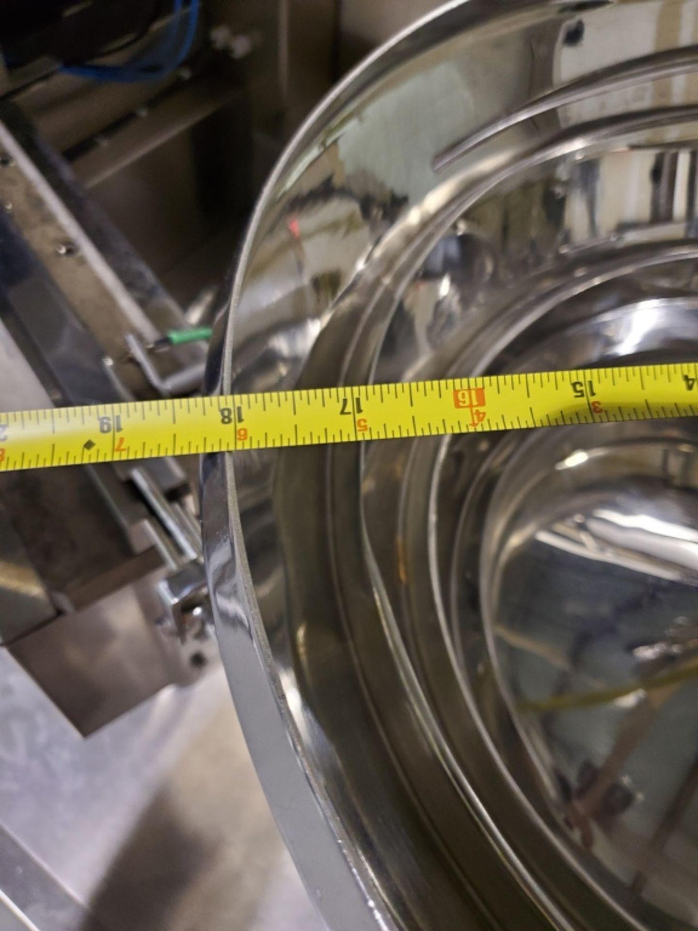 Bram-Cor 2-Position IV Bag Filling Machine