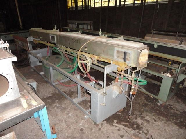 12'' GATTO COOLING TANK, MODEL DPC104C-12-2