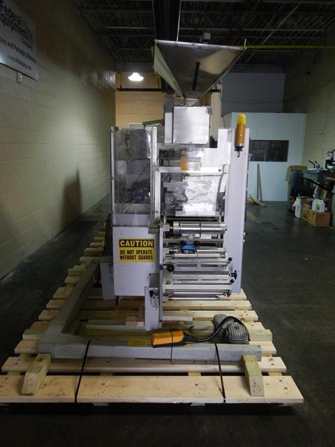 Uhlmann Blister Packaging Machine, Model UPS3