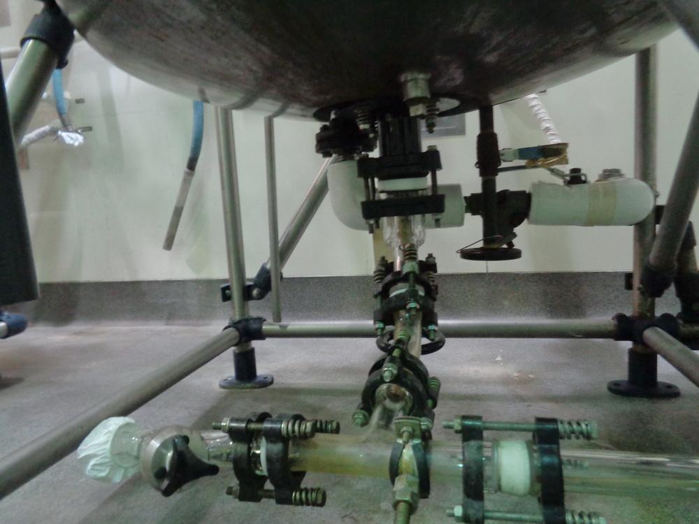 100 Liter DeDietrich Kilo Lab Reactor Train