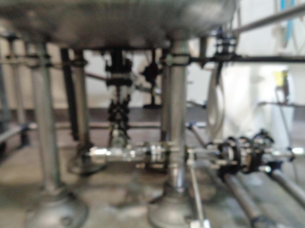320 Liter DeDietrich Kilo Lab Reactor Train