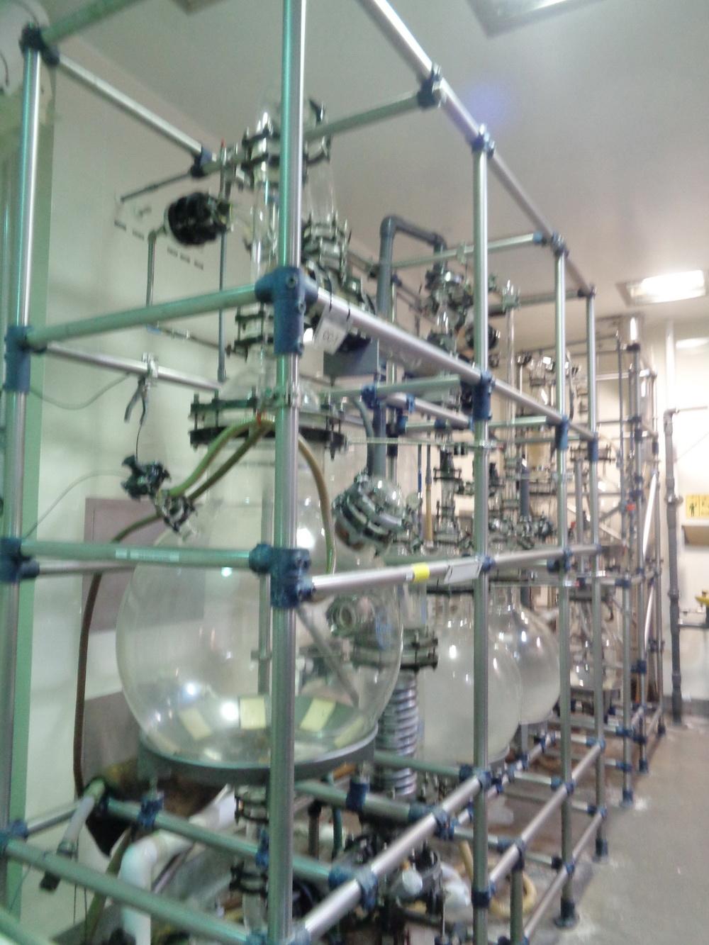 200 LIter Dedietrich Circulation Evaporator