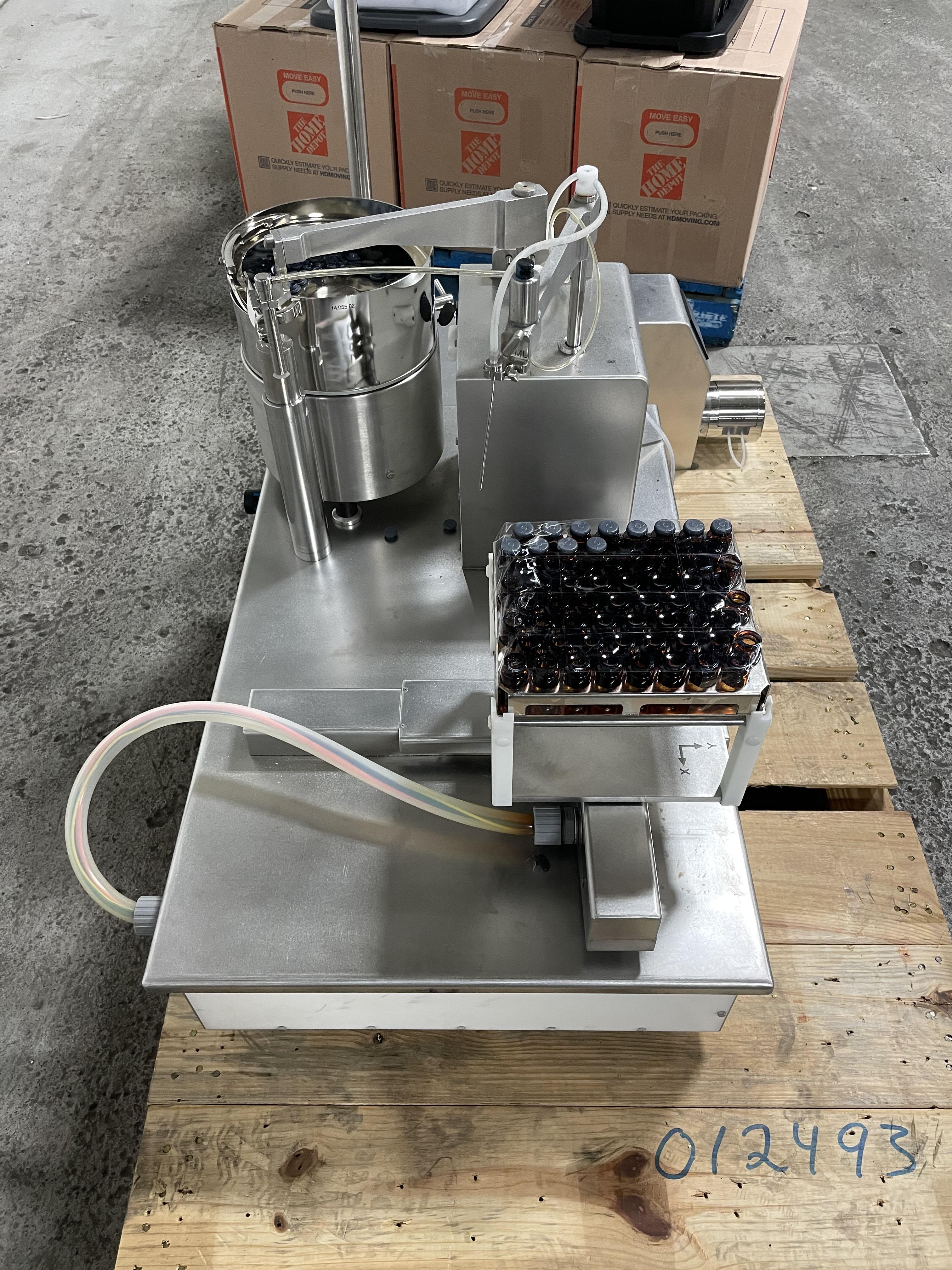 Colanar Filler, Model FSM 1033