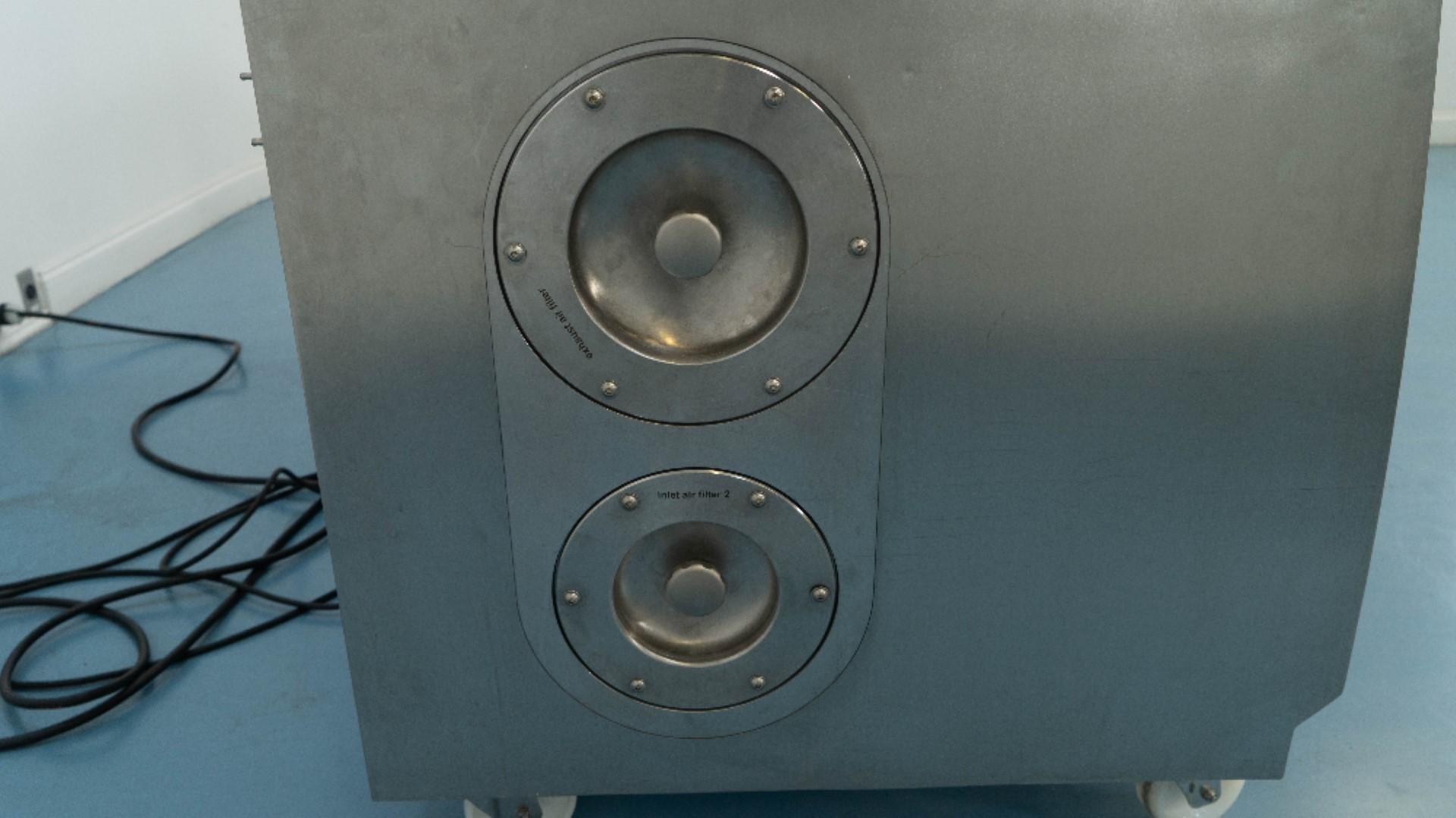 Glatt GPCG 2 Fluid Bed Dryer, S/S