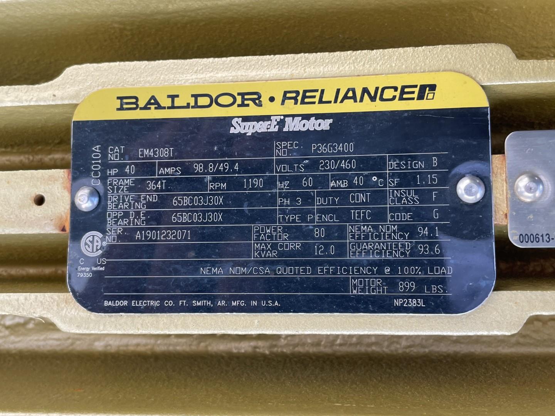 158 Sq Ft Votator Wiped Film Evaporator, 304 S/S