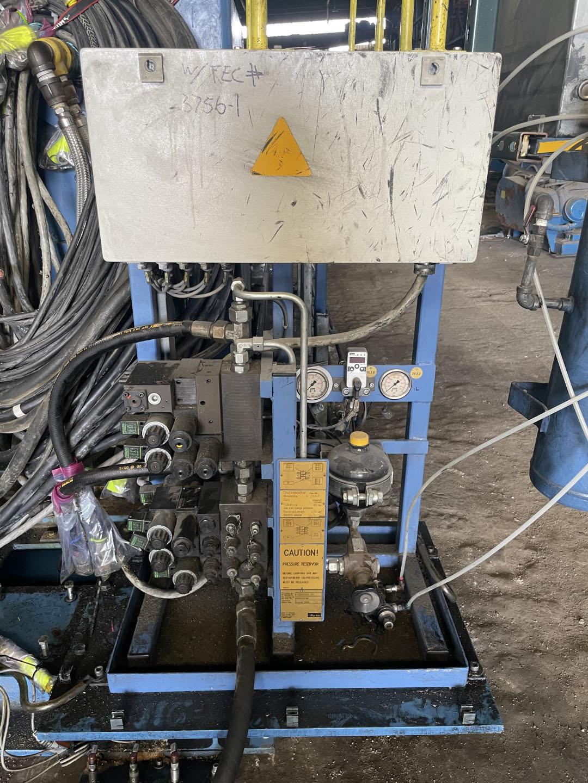 "48"" Adamson NFM Welding Engineers Calender  Sheet Line"