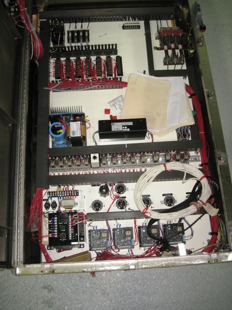 TL SYSTEMS VIAL FILLER, MODEL FSM-2702