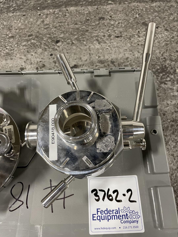 GEA-Buck BAS-HC-PN6-50-1-6-0728-01 Buck H Split Containment Valve
