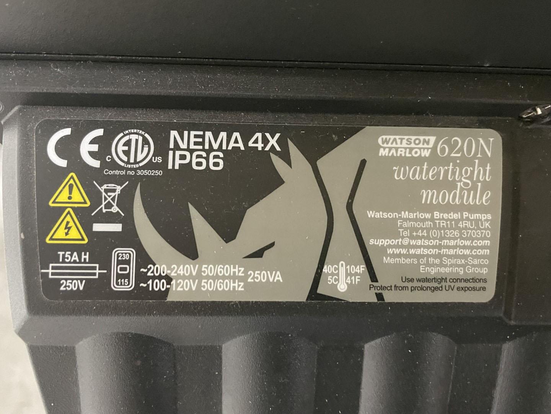 Netzsch Horizonal Media Mill, Model ME2 DCMS