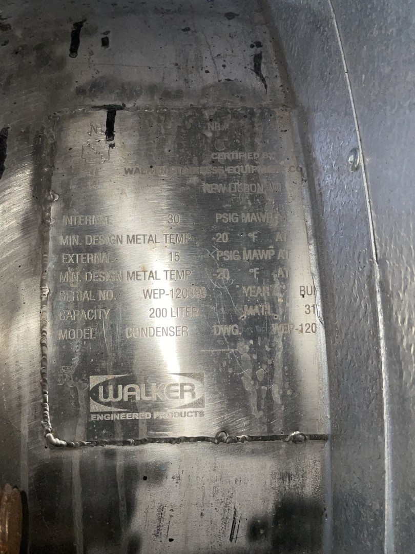 108 Sq Ft SP Scientific Hull Lyophilizer Freeze Dryer