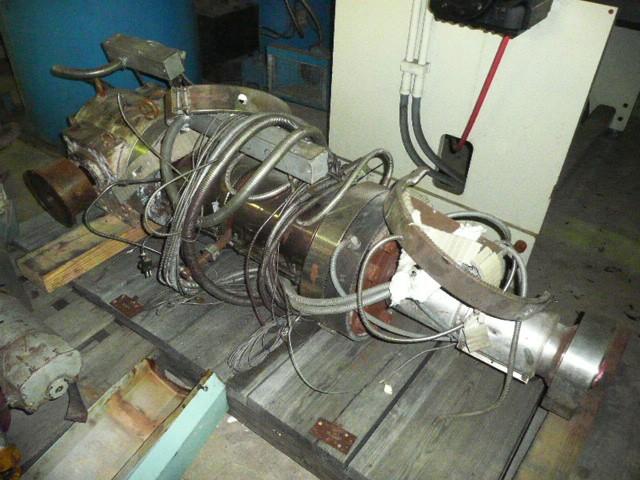 40 HP MAAG EXTREX GEAR PUMP, MODEL 90/90