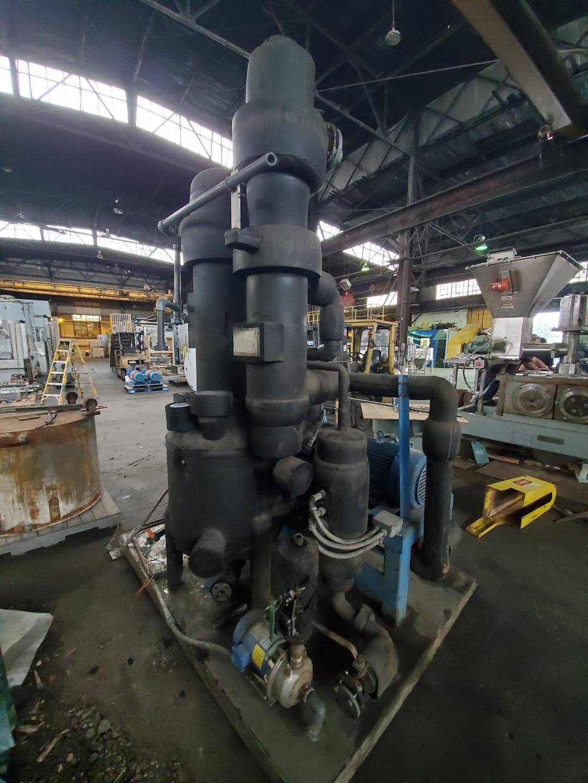 Rosenmund APOVAC System, S/S, Model 2510
