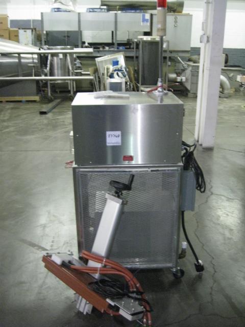 ENERCON INDUCTION SEALER, MODEL 9534