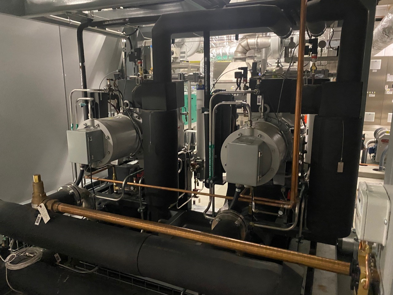 53.5 Sq Ft (5 Sq Meter) IMA Life Freeze Dryer Lyophilizer, Model Lyomax 5, Unused