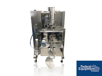 Hosokawa Alpine PharmaPaktor Roller Compactor, Model APC C250/50