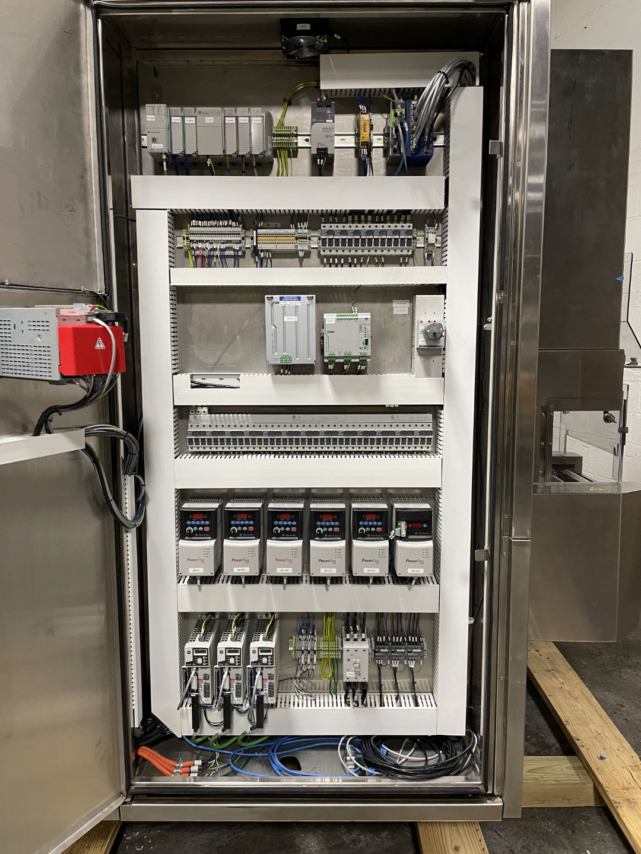 SP PennTech Vial Filling Line, Model FSC6/AC