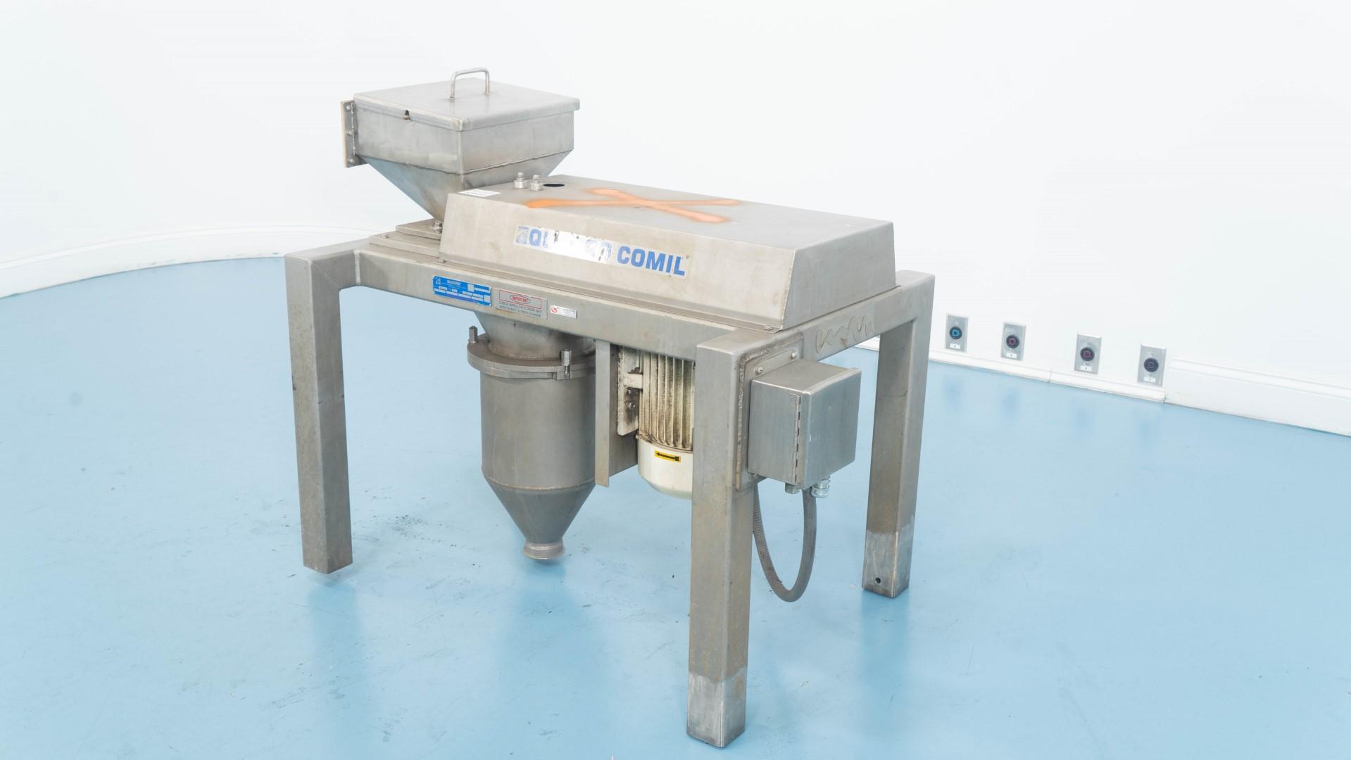 Quadro Comil, Model 194, S/S, 5 HP