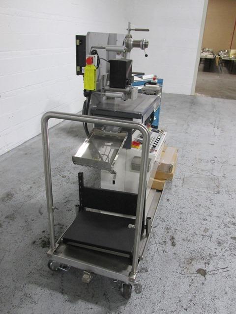 EAS KLOCKNER BLISTER MACHINE